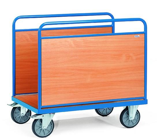 Fetra 2541/2542/2543 Ballenwagen