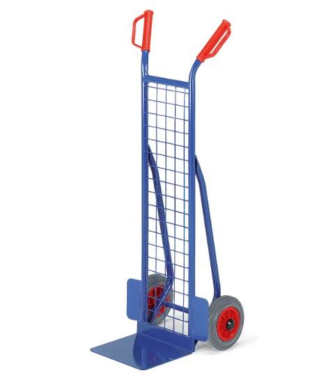 ROLLCART Kleine Gitter-Stapelkarre, 200 kg Tragkraft, 199461 199462