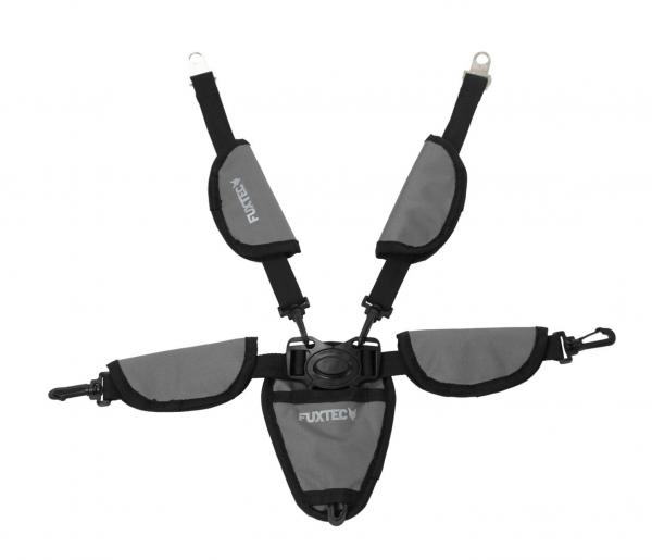 FUXTEC 5-Punkt Anschnallgurt für CT-850
