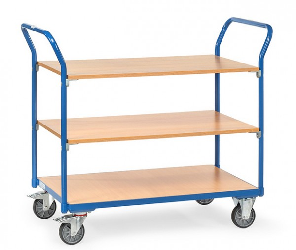 Fetra 1800/1802 Tischwagen mit drei Etagen