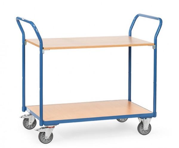 Fetra 1600/1602 Tischwagen mit zwei Etagen