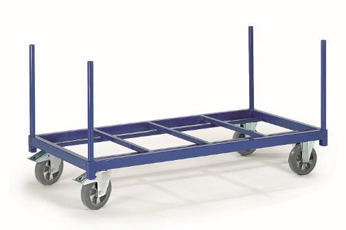 ROLLCART Rungenwagen offen 1200 kg Tragkraft 021232 021234 021236