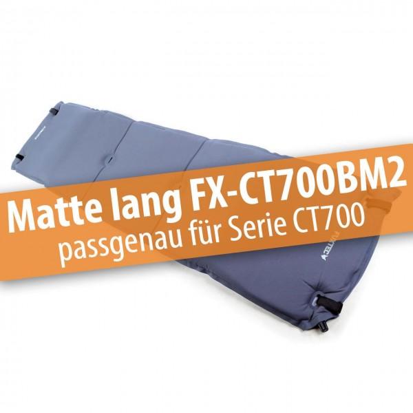 FUXTEC Bollerwagenmatte für CT700/CT800 lang