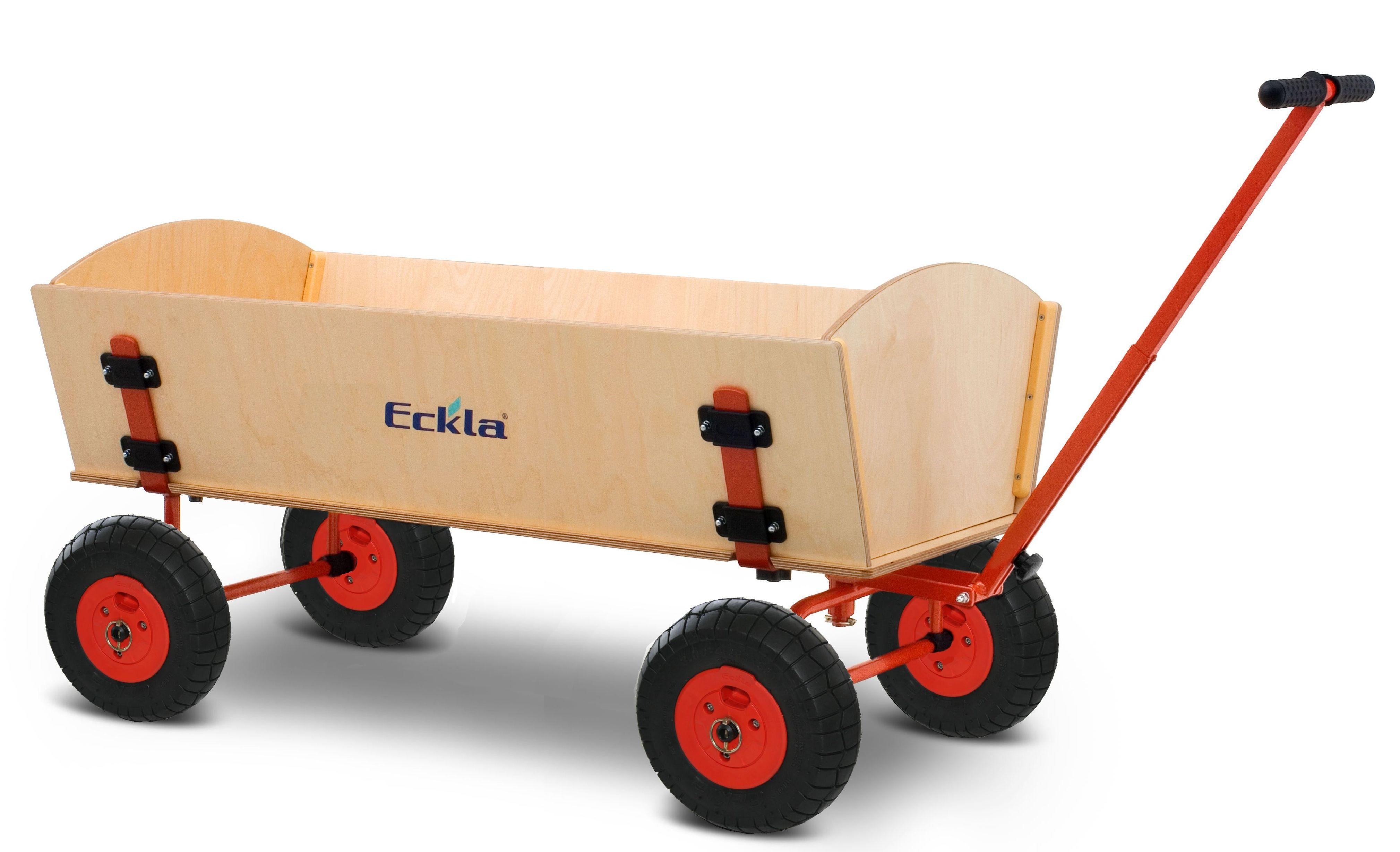 bollerwagen eckla xxl ecklatrak xxl eckla bollerwagen marken bollerwagen. Black Bedroom Furniture Sets. Home Design Ideas
