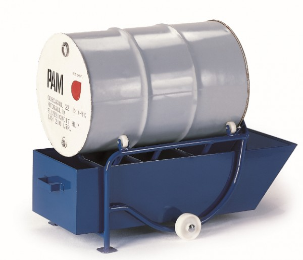 ROLLCART Fasskippbock 200 Liter, 183080 183081