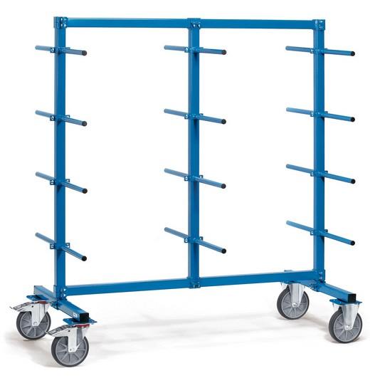 Fetra 4624/4625/4626 Tragarmwagen, 500 kg, 24 Tragarme zweiseitig