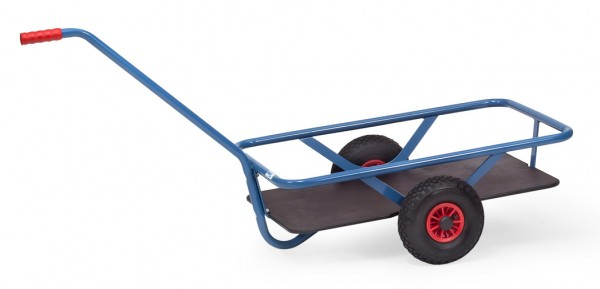 Fetra 4091 4091V 4092 4092V Leichter Handwagen mit Boden, 200 kg