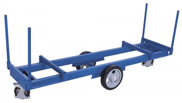 VARIOfit Langmaterialwagen mit vier Rungen sw2500 sw2501