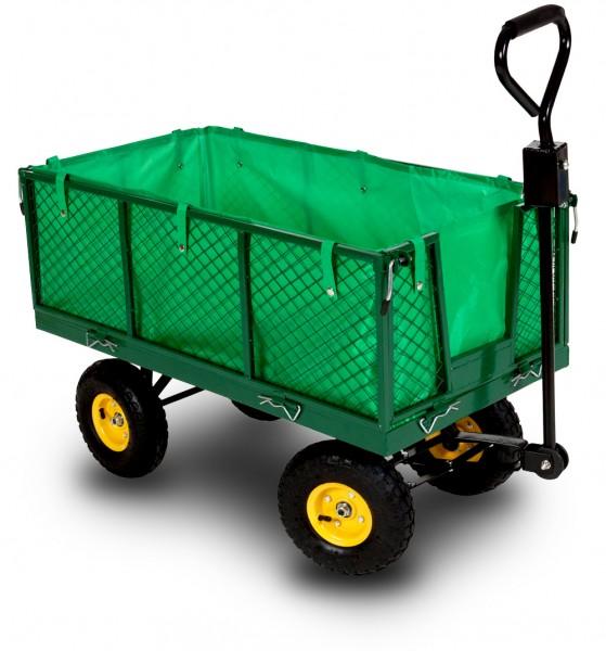 Transportwagen Sam mit hohen Seitenwänden