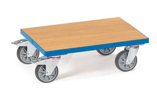 Fetra 13852 Eurokasten-Roller mit bündiger Bodenplatte