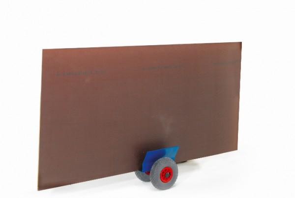 ROLLCART Plattenroller, 200 kg Tragkraft, 229375 229376