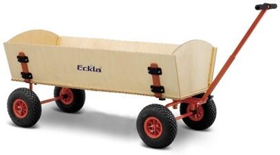 Bollerwagen Eckla XXL pannensichere Bereifung