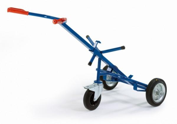 ROLLCART Fasskarre, ein Stützrad, 250 kg Tragkraft,18-3331ESD