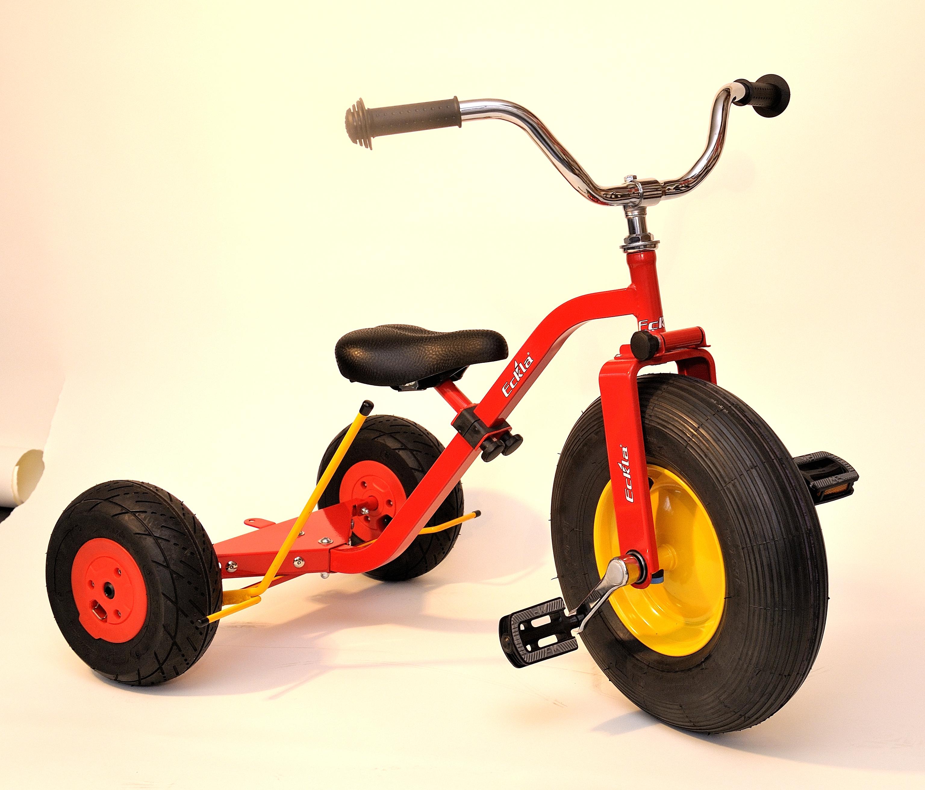 Puky Dreirad Freilauf Einstellen
