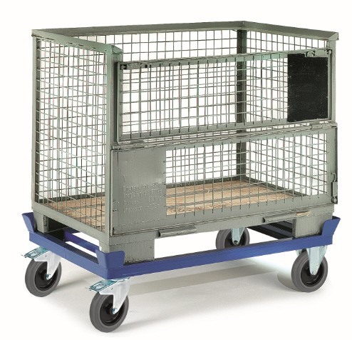 ROLLCART Paletten-Fahrgestelle 104051 104062 104073