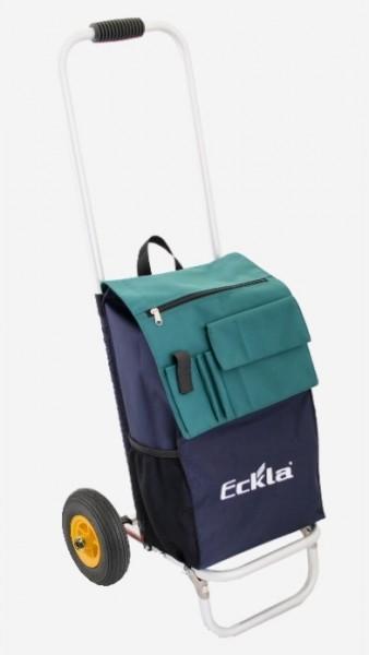 Eckla Campingboy mit Einkaufstasche - Einkaufstrolley