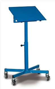 VARIOfit Materialständer, höhenverstellbar 750-1100mm, neigbar, sw-405.002