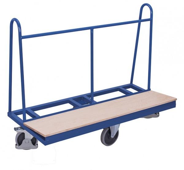 VARIOfit Plattenwagen mit rhombischer Rollenanordnung pl-150.011