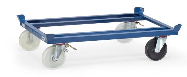 Fetra 23891 23892 Paletten-Fahrgestell für Routenzüge, 1050 kg