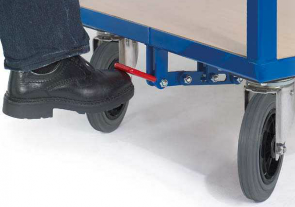 Rollcart Central-Stop Bremssystem ZS-200