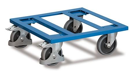 VARIOfit Kistenroller mit offenem Rahmen sw-500.010