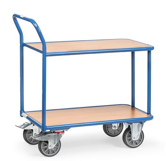 Fetra 2600/2602 Tischwagen zwei Etagen