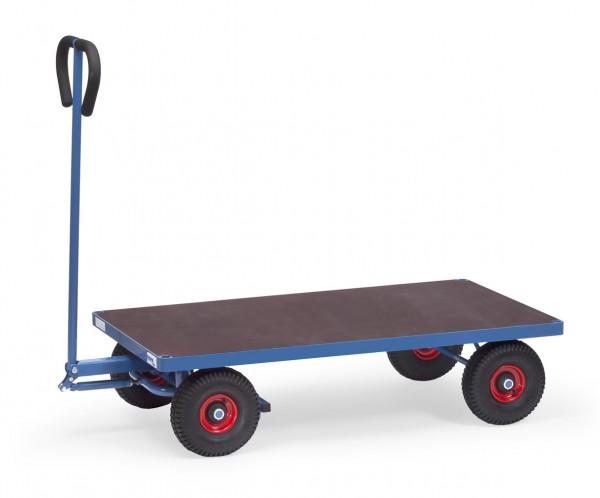 Fetra 4001 4001V 4002 4002V Handwagen mit Plattform, 500 kg