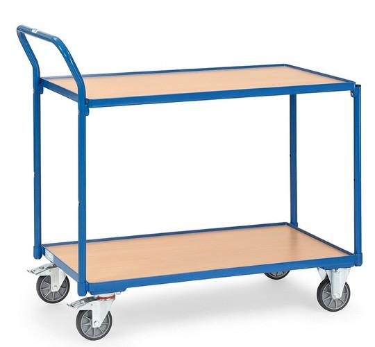 Fetra 2740/2742 Tischwagen zwei Etagen