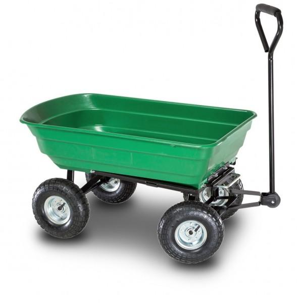 Gartenwagen Jeff kippbar Gartenkarre mit Kippfunktion