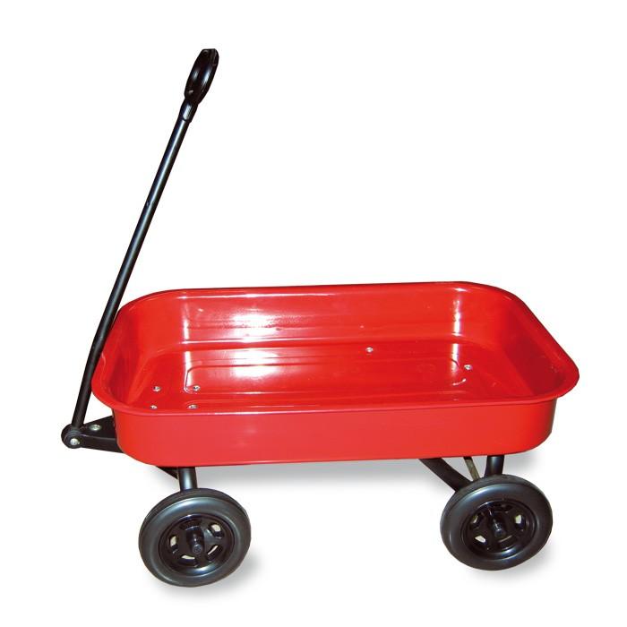 kinderbollerwagen blech handwagen f r kinder gro. Black Bedroom Furniture Sets. Home Design Ideas