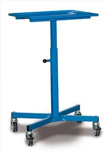 VARIOfit Materialständer, höhenverstellbar 720-970mm, sw-405.000