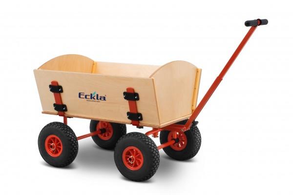 Bollerwagen Eckla Easy Trailer pannensichere Bereifung