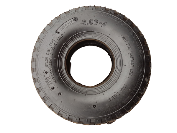 Mantel / Reifen Bollerwagen / Sackkarre 3.00-4 / 260 x 85