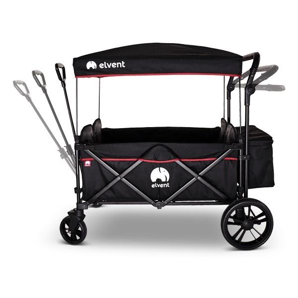 Faltbarer Bollerwagen Elvent WagonPro – 4 Sitzer / 4 Sitzplätze