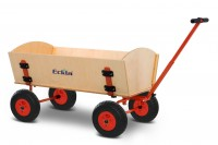 Bollerwagen Eckla Long Trailer