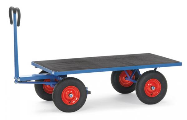 Fetra 6403/6404/6405/6406 Handpritschenwagen mit Plattform