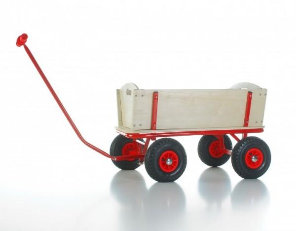 Bollerwagen Bubi mit Bremse