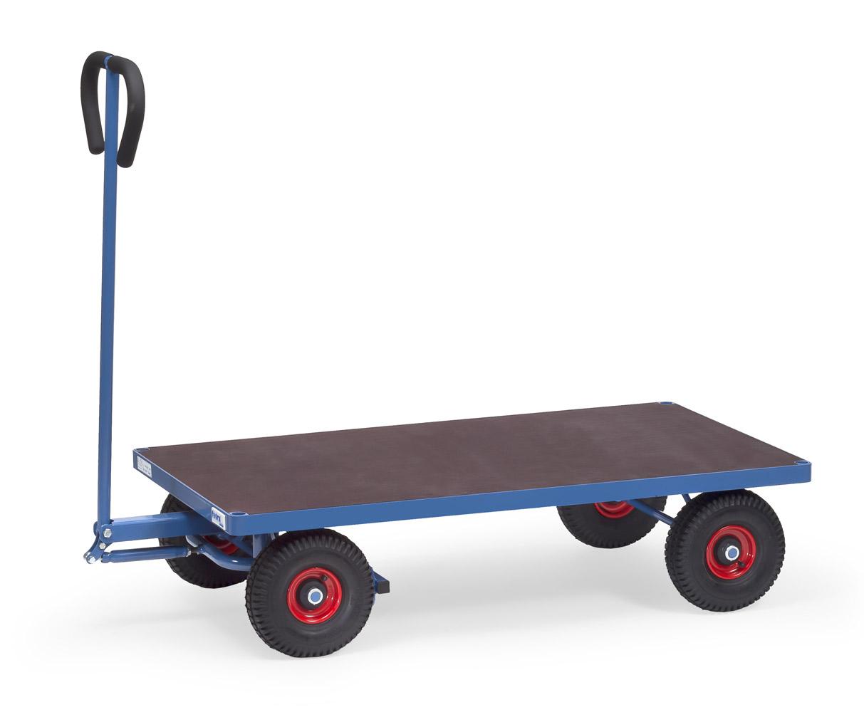 Fetra 4001 4001v 4002 4002v Handwagen Mit Plattform 500