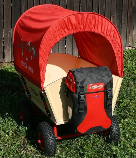 Gepäcktasche für Eckla Bollerwagen