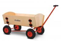 Bollerwagen Eckla Fun Trailer Long Hinterachslenkung