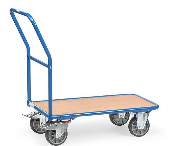 Fetra Plattformwagen 2100 Magazinwagen