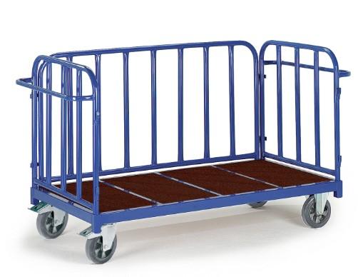 ROLLCART Dreiwandwagen 1200 kg Tragkraft 021256 021258 021260