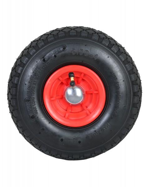 Frosal Ersatzrad - Rad Nabe 20mm/60mm für Bollerwagen oder Sackkarre mit Achsbefestigung