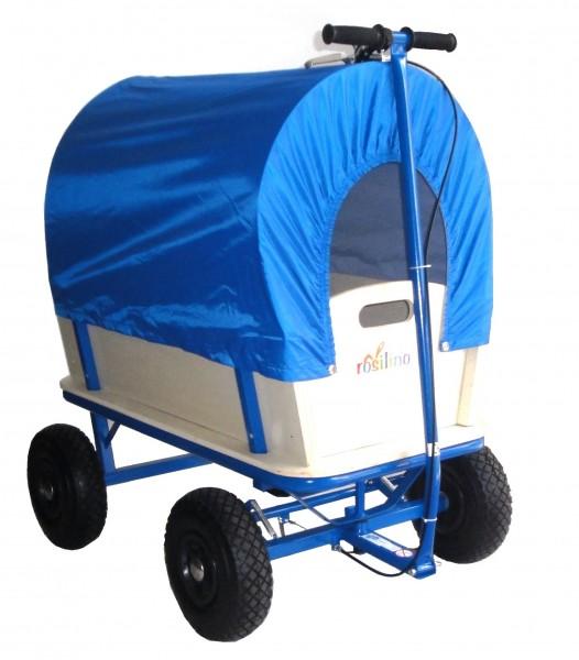 Rosilino Bollerwagen Tourino blau