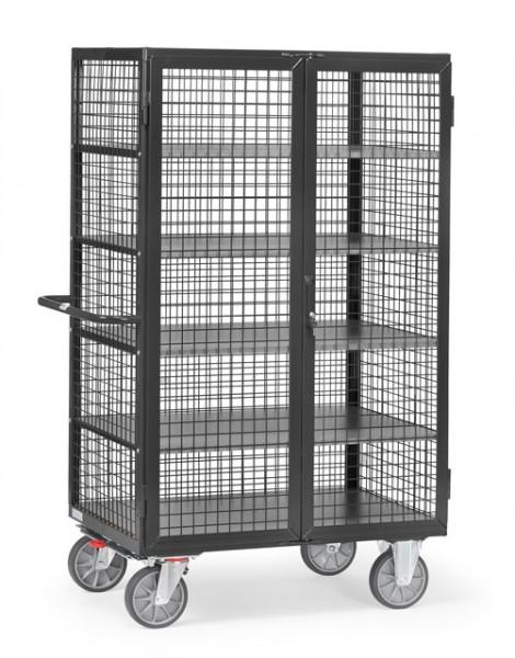 """Fetra 5392 7016, 5393 7016 Kastenwagen 750 kg """"GREY EDITION"""", TOTALSTOP"""