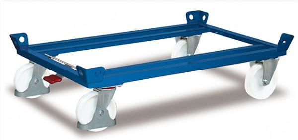 VARIOfit Palettenfahrgestell mit EasySTOP,1050 kg, sw-870.247/sw-870.248/sw-870.249/sw-870.250