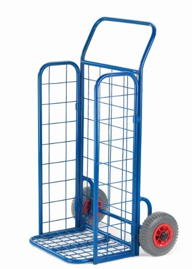 ROLLCART Gitterklappkarre, 150 kg Tragkraft, SCH22-1001