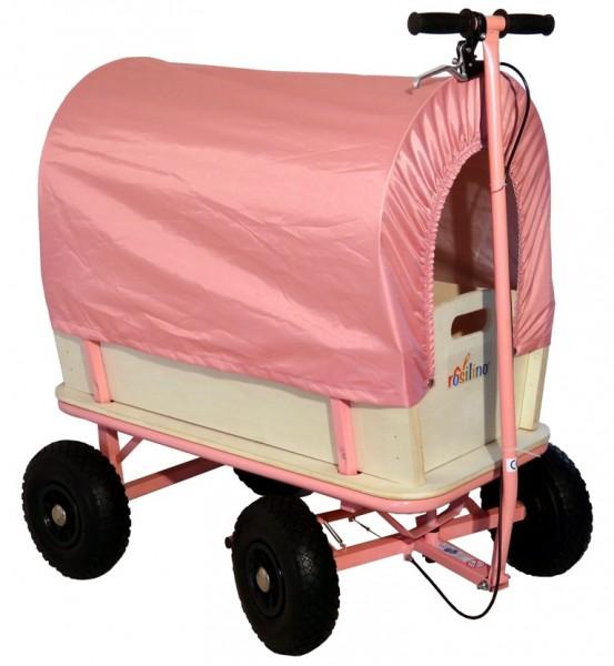 Rosilino Bollerwagen Tourino rosa