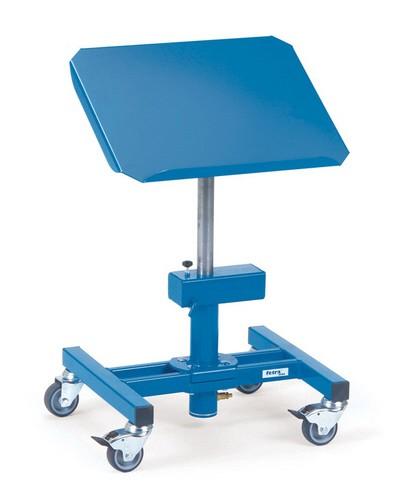 Fetra 3290/3291 Materialständer 150 kg, höhenverstellbar, neigbar, dreh- und arretierbar